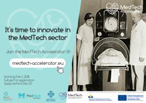 MedTech Accelerator 2018